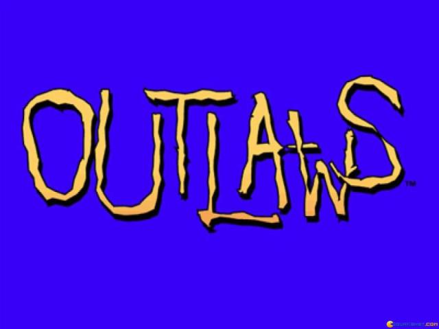 Outlaws - title cover
