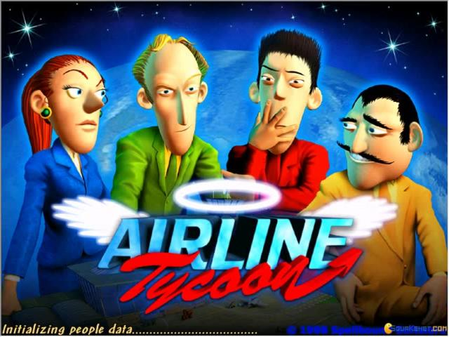 Airline Tycoon - title cover