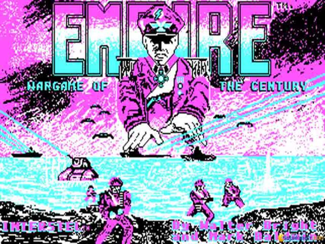 Empire - War of the Century - title cover