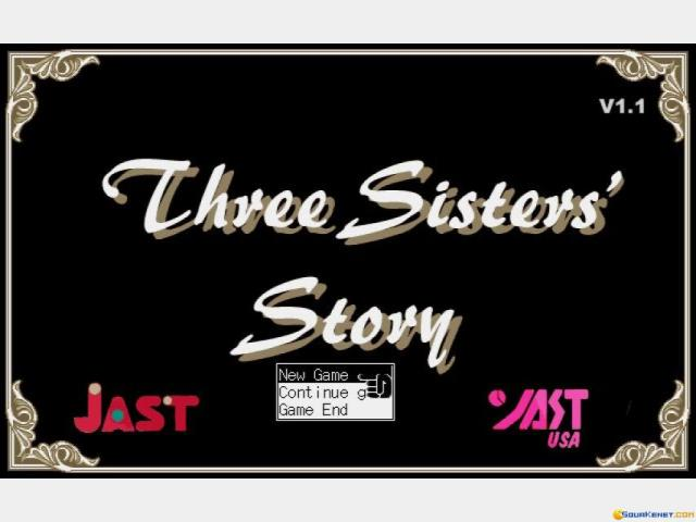 3 Sisters' Story - game cover