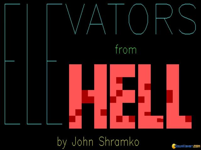 Elevators from Hell - title cover