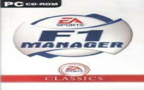 F1 Manager 2000 - title cover