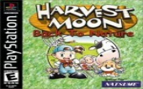 Harvest Moon: Back To Nature - game cover