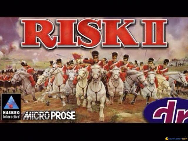 Risk II - title cover