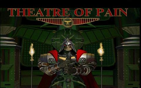 Theatre of Pain - title cover