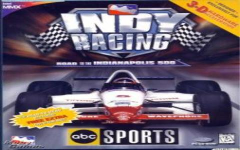 ABC Sports Indy Racing - game cover
