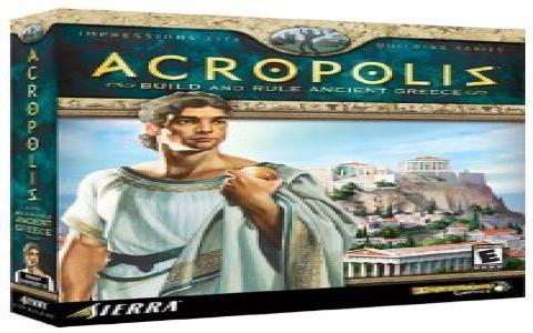 Acropolis - title cover
