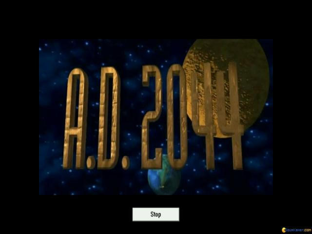 A.D. 2044 - game cover