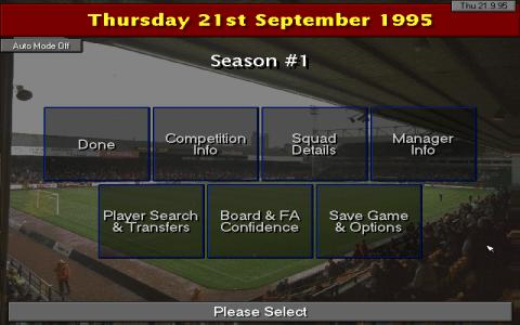 Championship Manager 2 - title cover