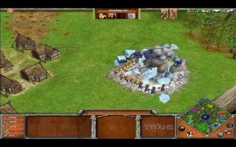 Age of Mythology - title cover