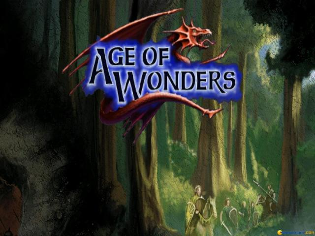 Age of Wonders - game cover