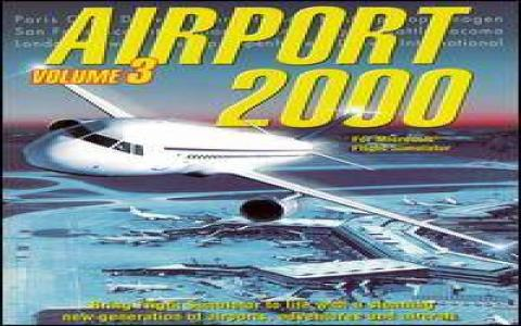 Airport 2000: Volume 3 - title cover