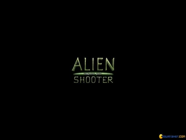 Alien Shooter: The Experiment - game cover