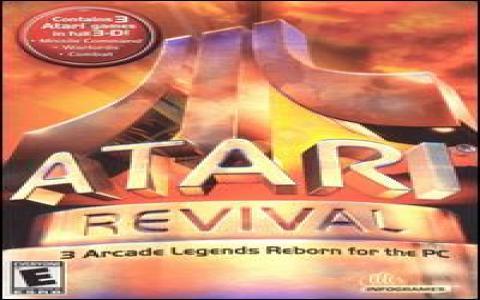 Atari Revival - title cover