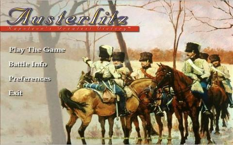 Austerlitz: Napoleon's Greatest Victory - game cover