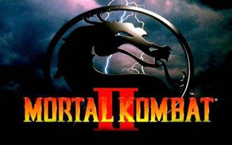 Mortal Kombat 2 - title cover