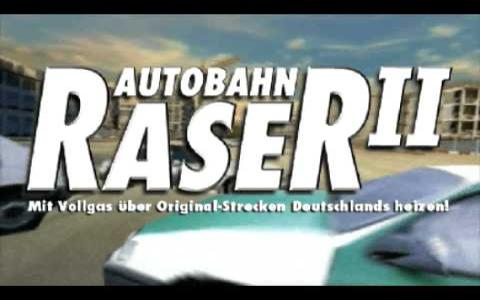 Autobahn Raser II - game cover