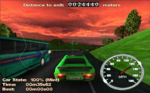 Autobahn Total - game cover