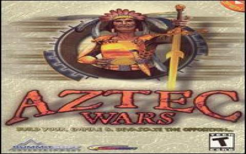 Aztec Wars - title cover