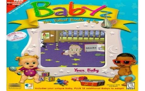 Babyz: Your Virtual Bundle of Joy - game cover