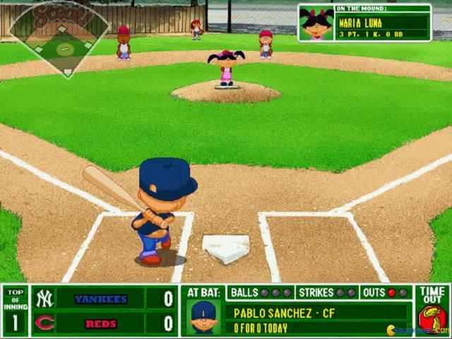 Backyard Baseball 2001 Download Full Version backyard baseball 2001 download pc