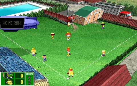 Backyard Baseball 2003 download PC