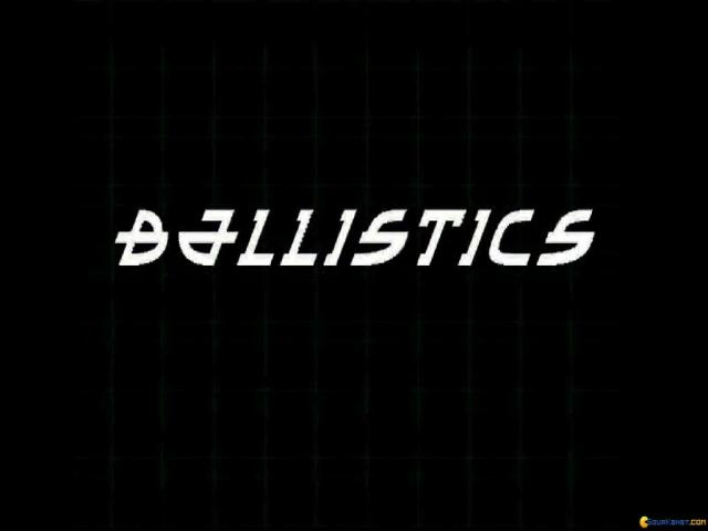 Ballistics - game cover