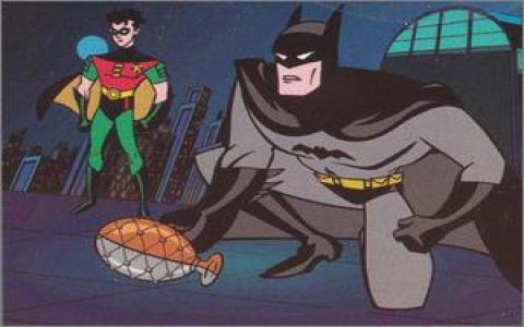 Batman: Justice Unbalanced - title cover