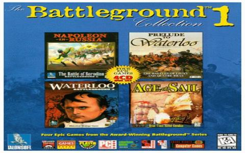 Battleground Collection 1 - game cover