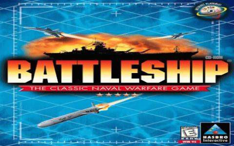 Battleship: The Classic Naval Warfare Game - title cover