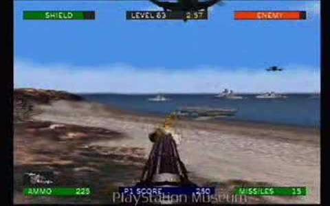 Beach Head 2000 - title cover