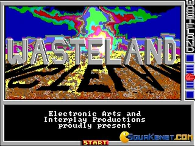 Wasteland - title cover
