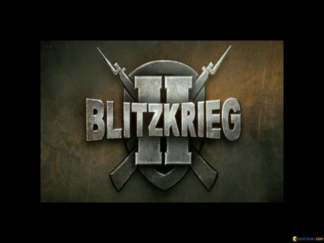 Blitzkrieg 2 - game cover