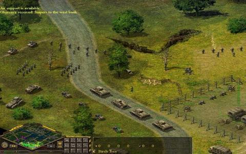 Blitzkrieg: Green Devils - title cover