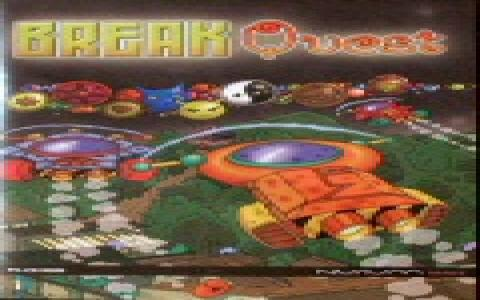 BreakQuest - game cover