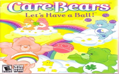 Care Bears: Let's Have a Ball! - game cover
