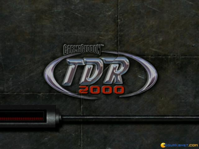 Carmageddon 3: TDR 2000 - game cover