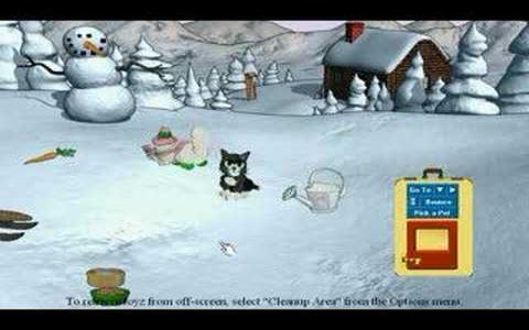 Catz 5 - game cover