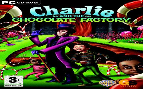 Charlie and the Chocolate Factory - game cover