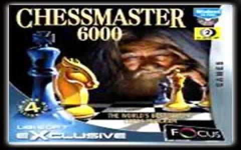 Chessmaster 6000 - title cover