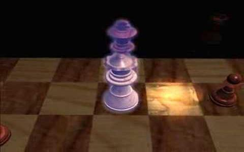 Chessmaster 7000 - title cover