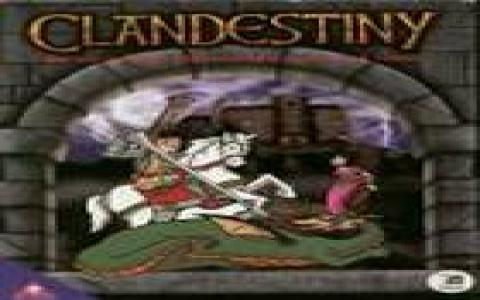Clandestiny - title cover