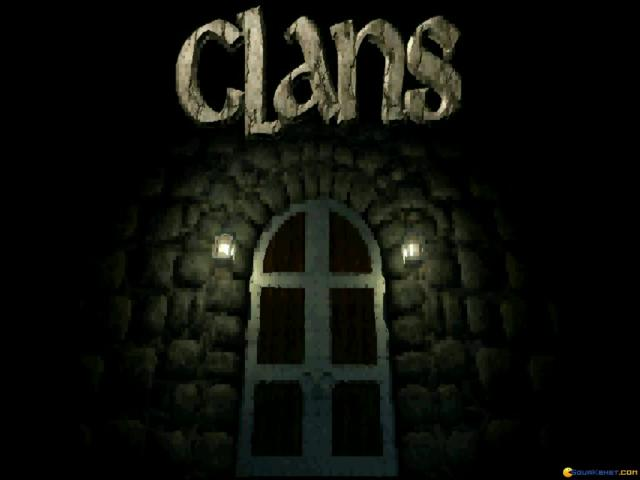 Clans - game cover