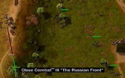 Close Combat 3: The Russian Front - title cover