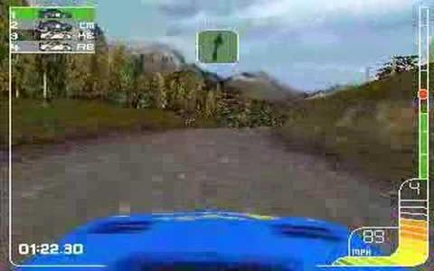 Colin McRae Rally - title cover