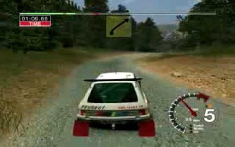 Colin McRae Rally 2004 - title cover