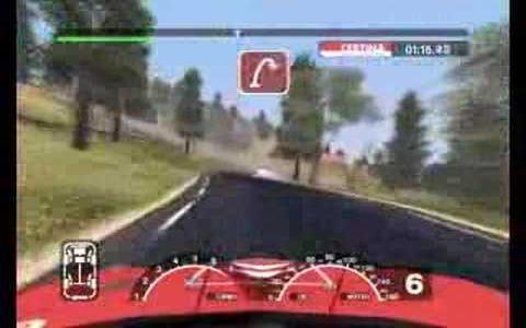 Colin McRae Rally 2005 - title cover