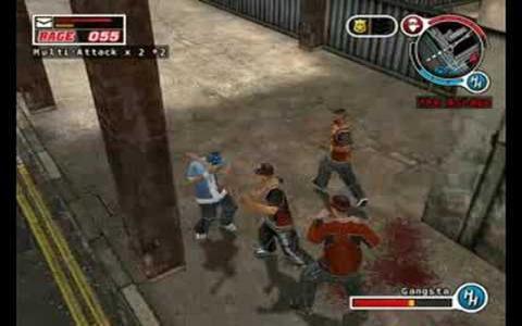 Crime Life: Gang Wars - title cover