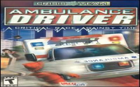 Crisis Team: Ambulance Driver - game cover
