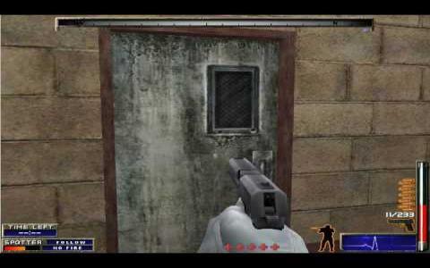 CTU: Marine Sharpshooter - game cover